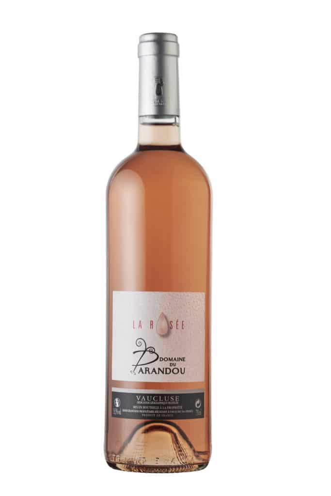 La Rosée IGP Vaucluse - Domaine du Parandou