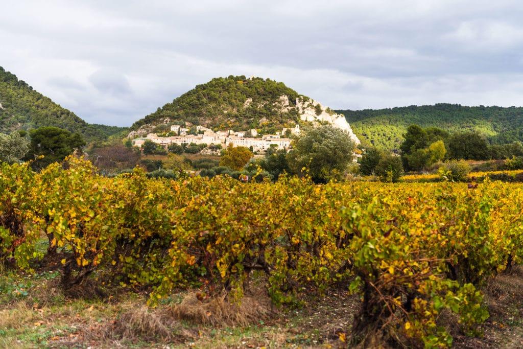 Domaine du Parandou Sablet Séguret vignoble tourisme dégustation vente