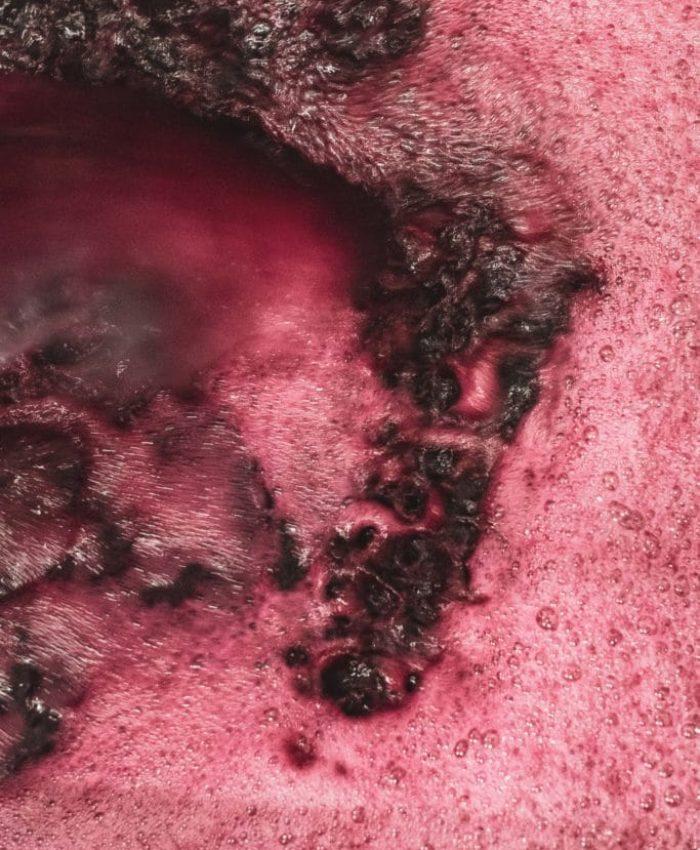 vin cuve vinification domaine du parandou, moût de raisin